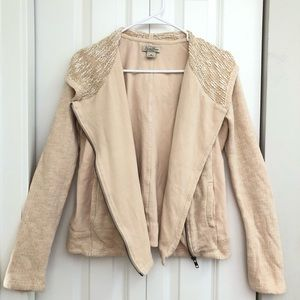 LUCKY BRAND HOODED JACKET
